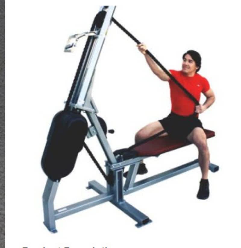 photo Luckis Exercise Equipment