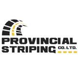 Provincial Striping Co Ltd - Entrepreneurs et service de régulation du trafic