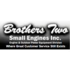 Brothers Two Small Engines - Logo