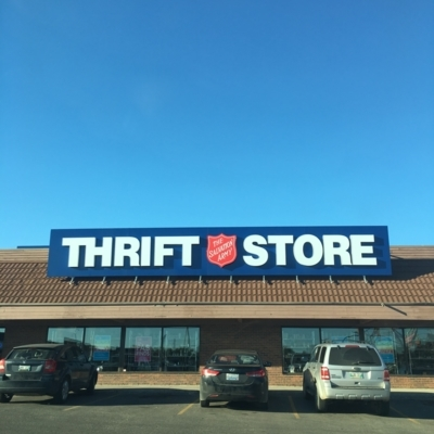 The Salvation Army Thrift Store - Second-Hand Stores - 204-219-4191