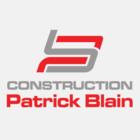 Construction Patrick Blain Inc - Building Contractors