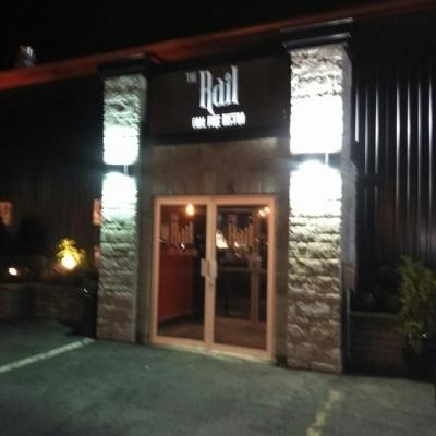 The Rail Coal Fire Bistro - Restaurants