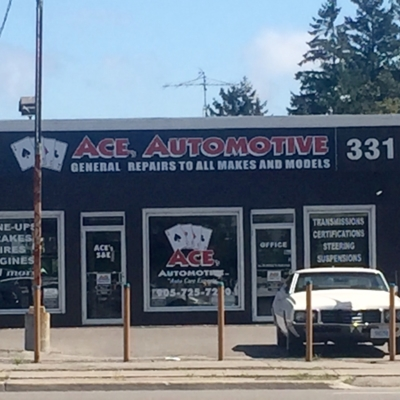 Ace's Automotive - Auto Repair Garages