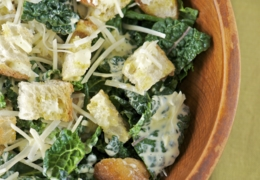 Vancouver restaurants for an outstanding Caesar salad