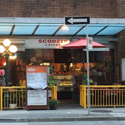 Scoozis - Italian Restaurants - 604-684-1009