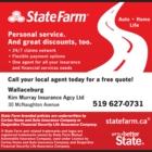 Desjardins Insurance - Agents d'assurance - 519-627-0731