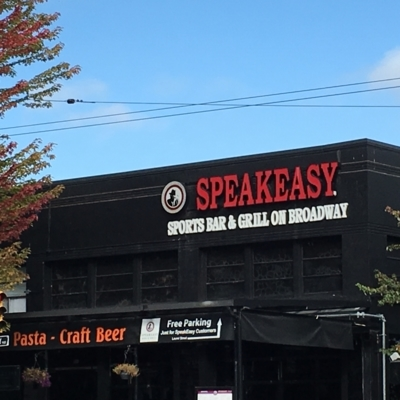 Speakeasy - Licensed Lounges - 604-558-4100