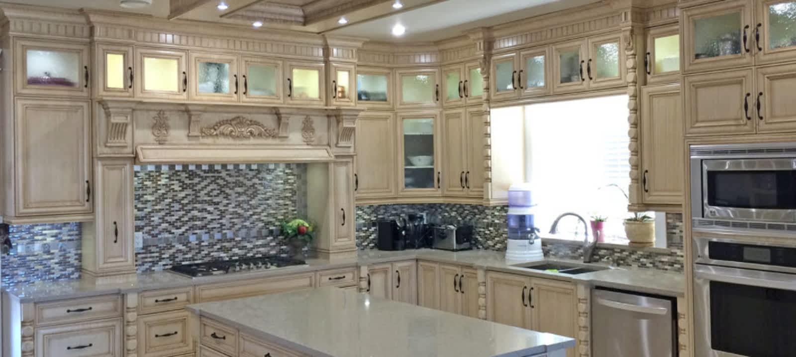 Bc New Style Kitchen Cabinet Opening Hours 104 7750 128 St