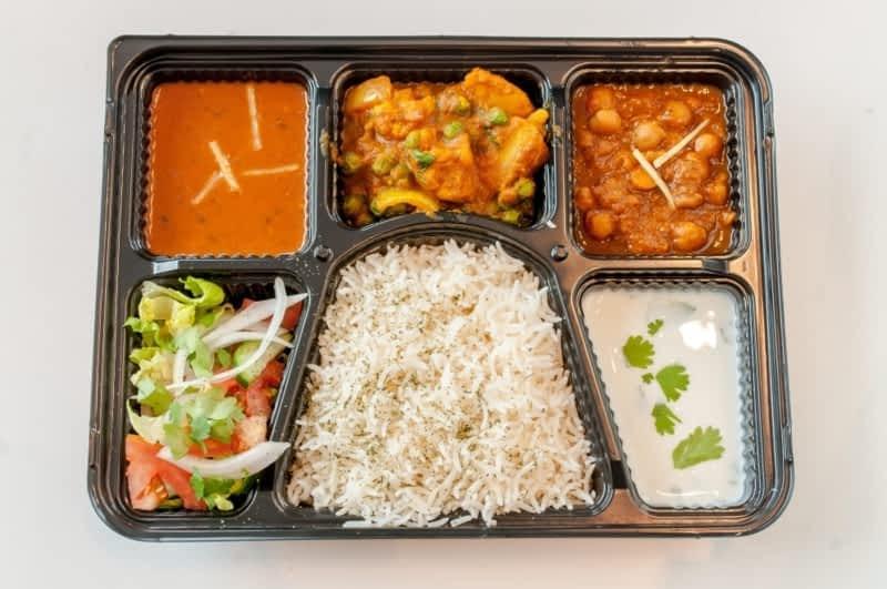 Amaya express king st e toronto on 263 king st e for Aroma indian cuisine toronto