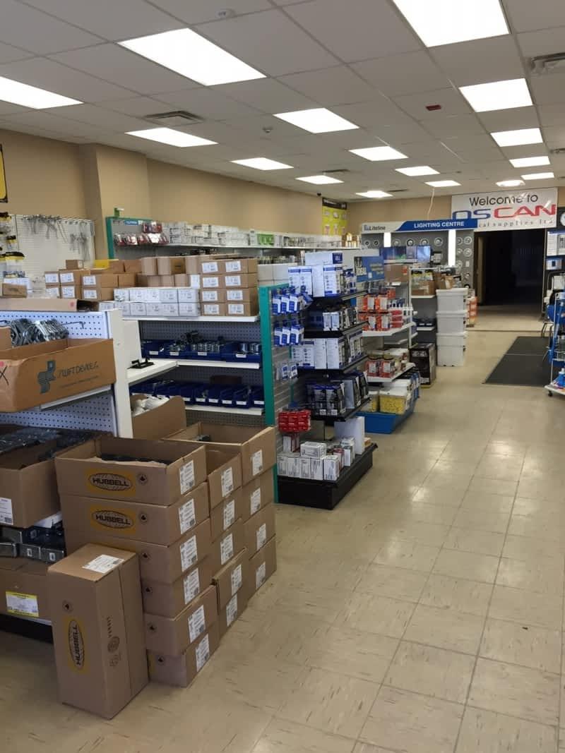 Oscan Electrical Supplies Oshawa On 209 Bloor St E