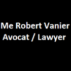 Me Robert Vanier Avocat / Lawyer - Lawyers