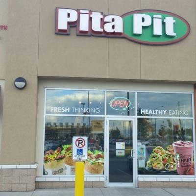 Pita Pit - Restaurants