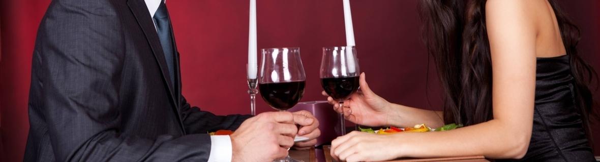 Romantic dinner date in Little Italy Toronto