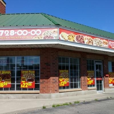 Double Double Pizza - Rotisseries & Chicken Restaurants - 905-576-2000