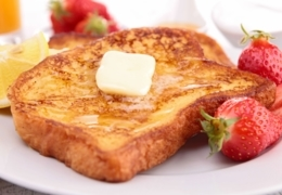 Feast on fabulous French toast in Halifax