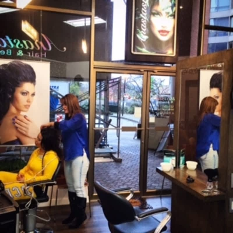 Anastasia hair beauty salon vancouver bc 102 1625 for 88 beauty salon vancouver