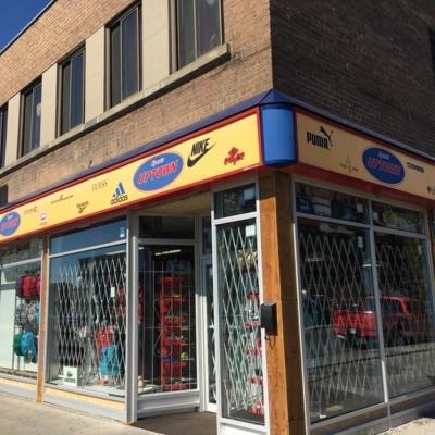 Sport Uptown - Shoe Stores