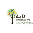 A & D Child Care Centre and Out of School Care - Logo