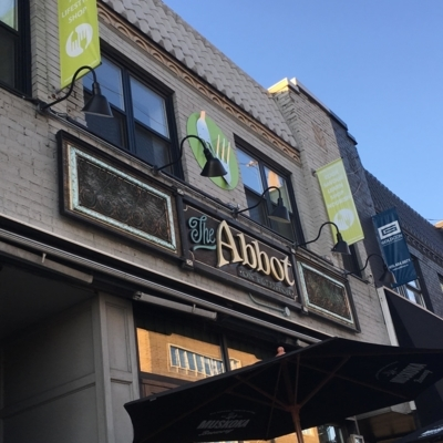 The Abbot On Eglinton - Pubs