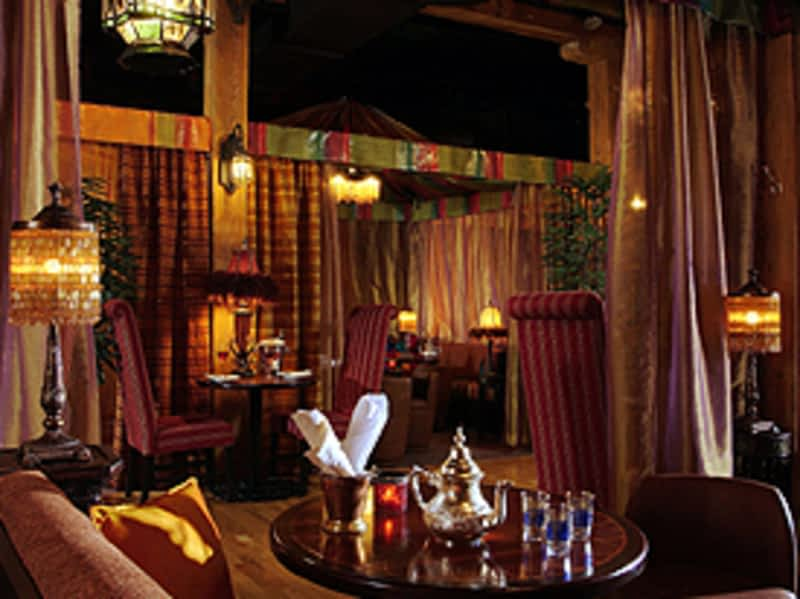 photo The Sultan's Tent & Café Moroc