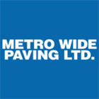 Metro Wide Paving Ltd - Paving Contractors
