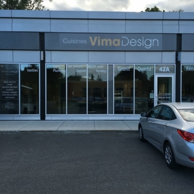 Cuisines Vima Design - Kitchen Cabinets