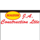 Beaudoin J A Construction Ltée - Logo