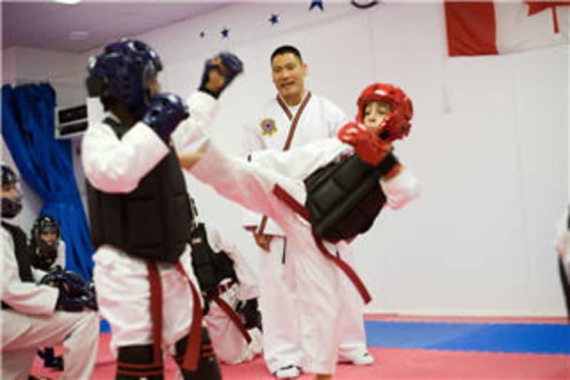 Taekwondo oshawa