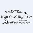 High Level Registries