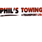 Phil's Towing & Transport Ltd - Logo