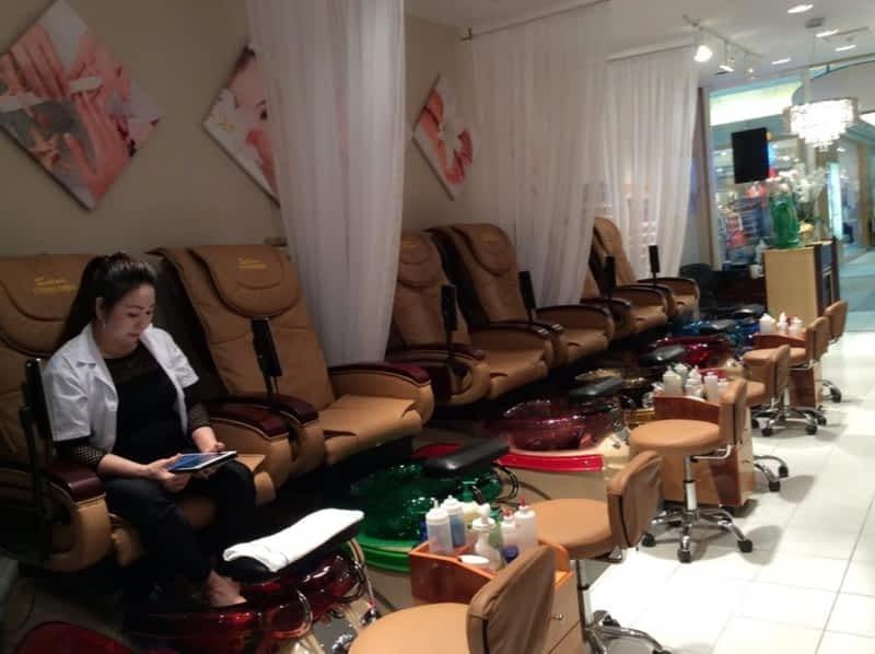 Ongles de spa cavendish c te saint luc qc 5800 - Salon ongles montreal ...