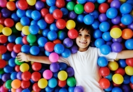 Indoor playgrounds for kids in Metro Vancouver