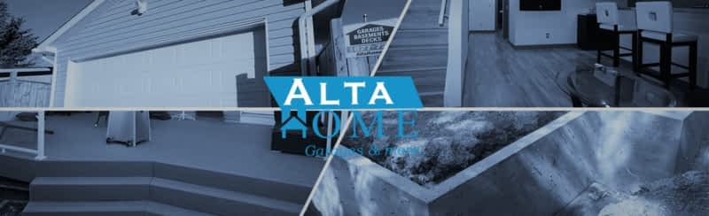 photo Alta Home Garages & More