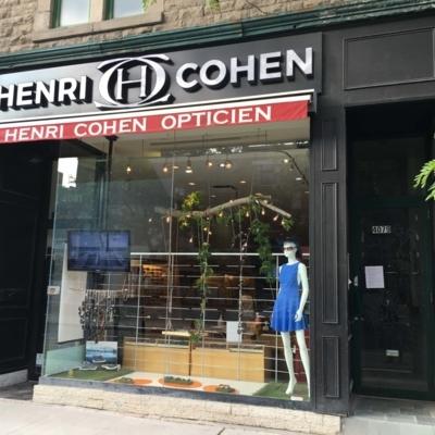 Henri Cohen optician - Opticiens