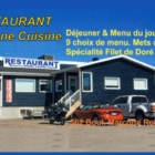 Restaurant La Bonne Cuisine - Breakfast Restaurants - 418-275-6605