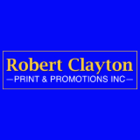 Robert Clayton Print & Promotions - Logo