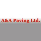 A & A Paving Ltd - Sable et gravier