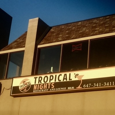 Tropical Nights Restaurant & Lounge - Caribbean Restaurants - 647-341-3411