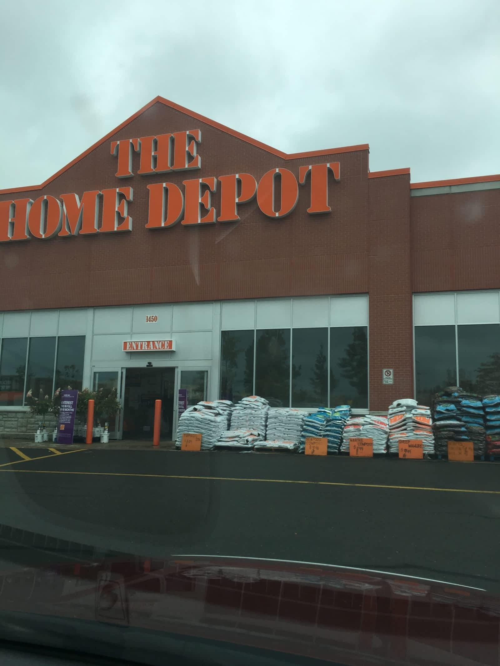 The Home Depot Fredericton Nb