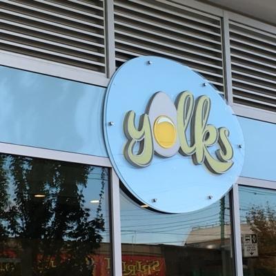 Yolks Restaurant - Restaurants