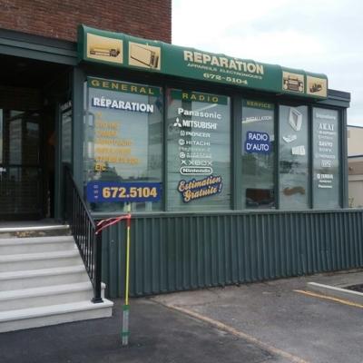 General Radio Service - Electronic Equipment & Supply Repair