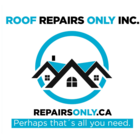 Roof Repairs Only Inc - Roofers