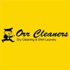 Orr Cleaners - Logo