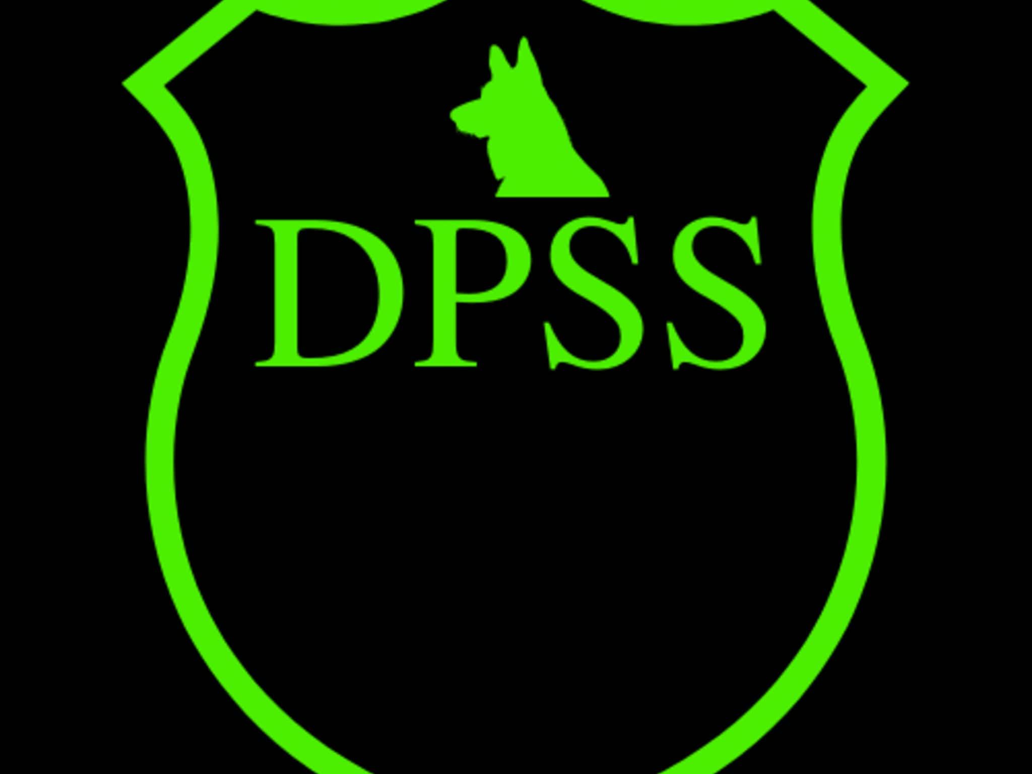 photo DPSS