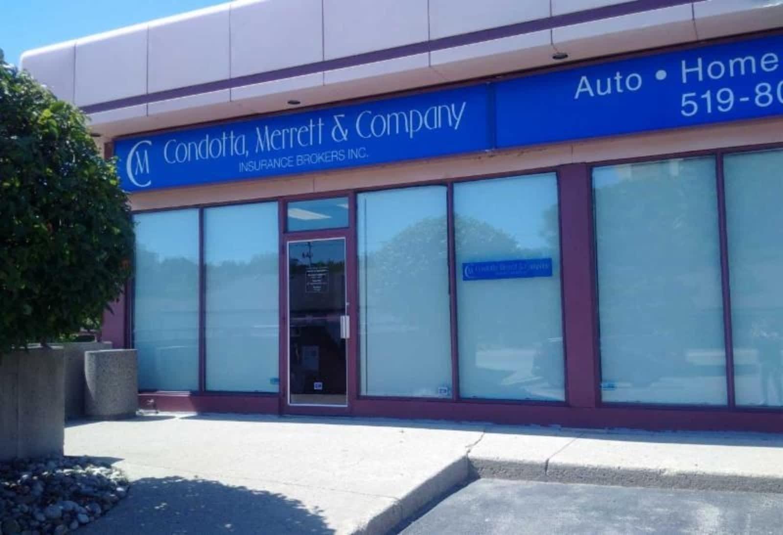 Condotta Merret - Opening Hours - 1-300 Victoria St N, Kitchener, ON
