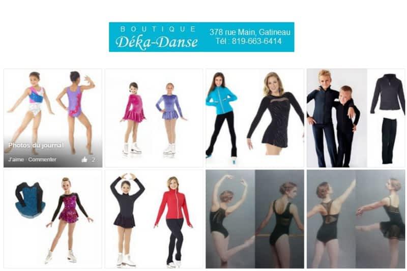 boutique d ka danse gatineau qc 378 rue main canpages