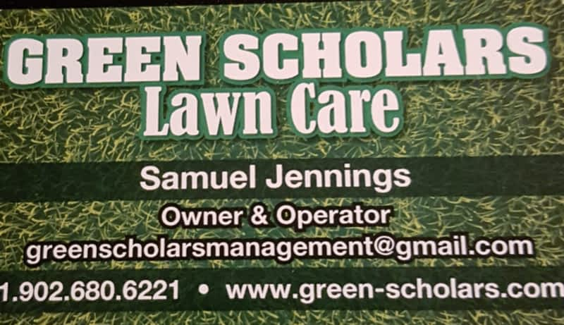 photo Green Scholars Lawn Care