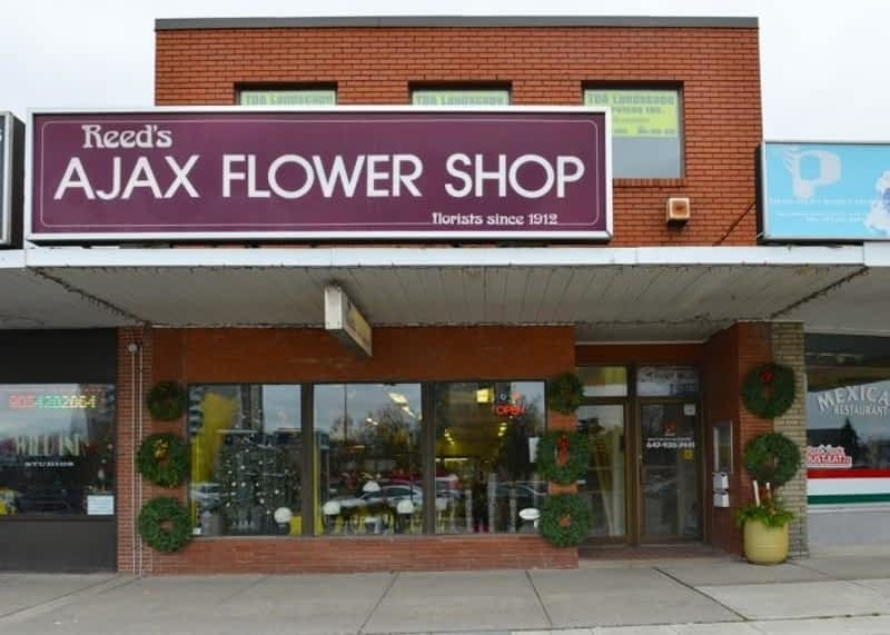 photo Ajax-Pickering Flower Shops