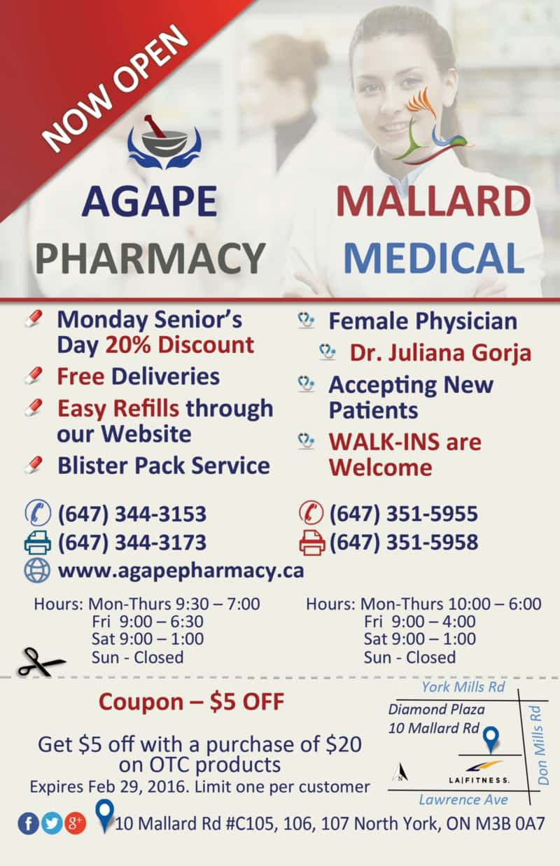 photo Agape Pharmacy