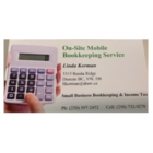 OnSite Mobile Bookkeeping Service - Bookkeeping